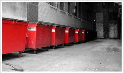 dumpster rentals in San Jose, California